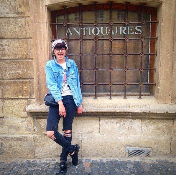 Кристина - автор Lookradar