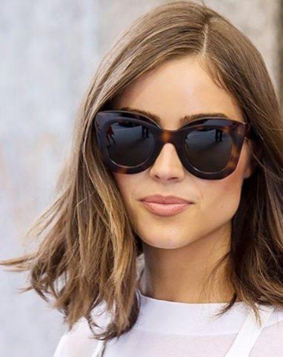 прически на тонкие волосы средней длины до плеч фото