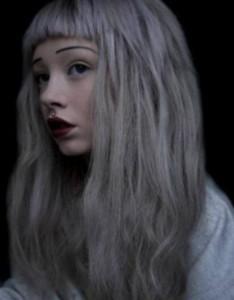 стрижка на длинные тонкие волосы с челкой