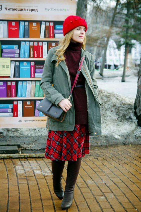 женские парки куртки