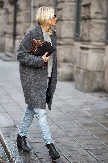 классическое пальто кокон весна 2019