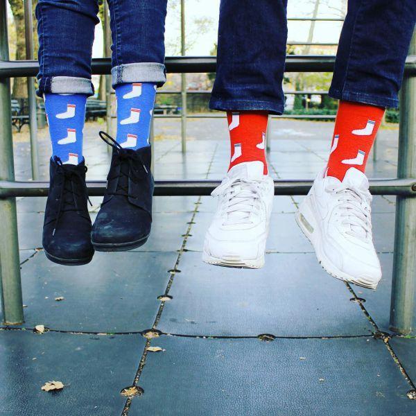 прикольные носки с рисунком