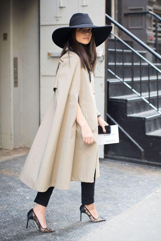 молодежное длинное пальто без рукавов 2018 фото