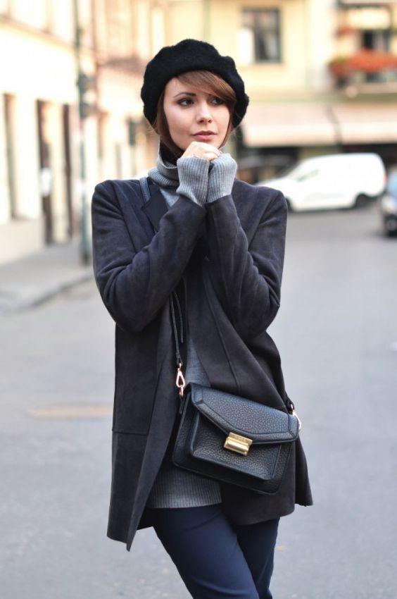 стильные шапки осень-зима