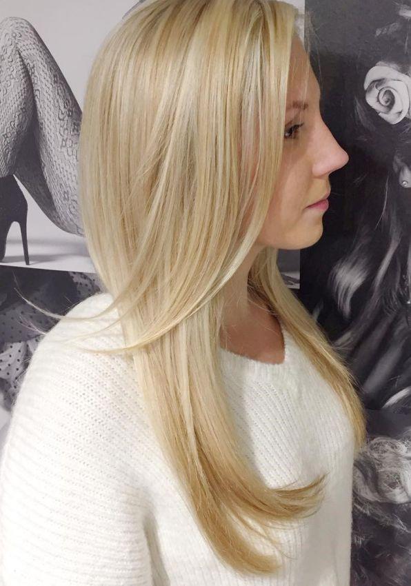 прически для тонких редких волос фото