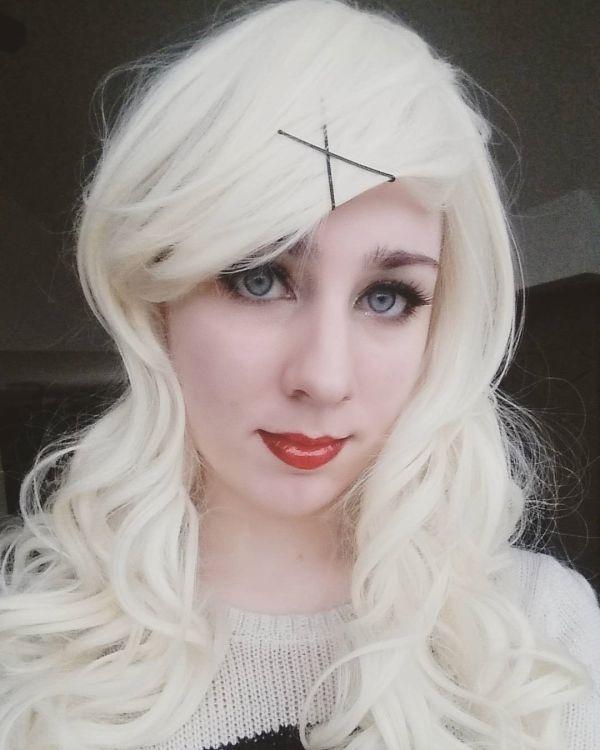 пепельный блонд цвет волос фото