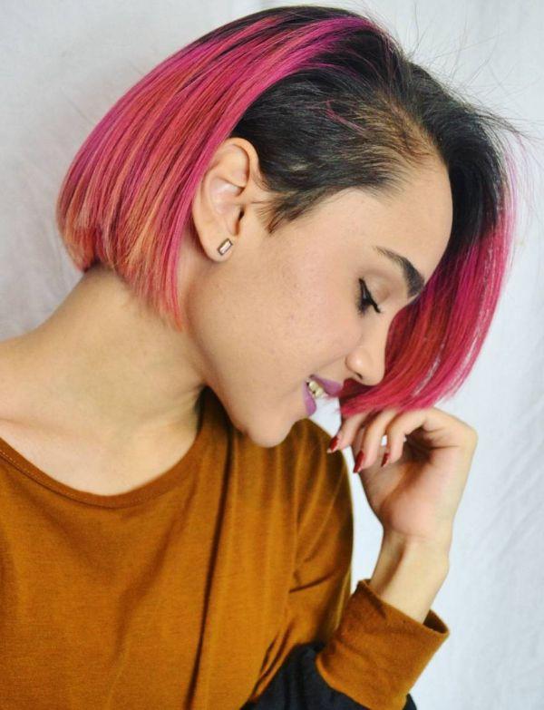 стрижка на редкие волосы фото