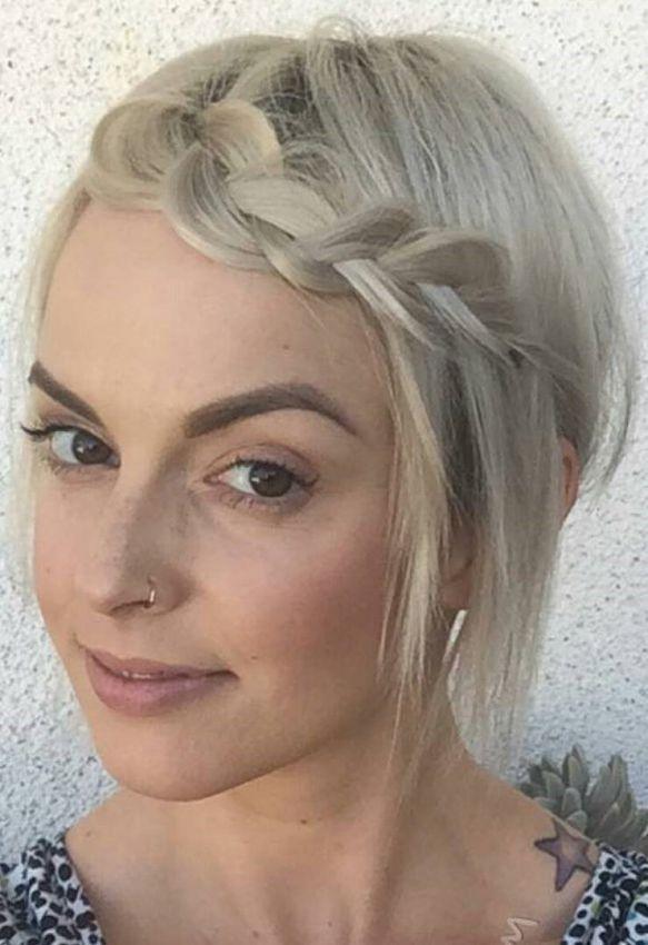 прическа на тонкие редкие волосы фото