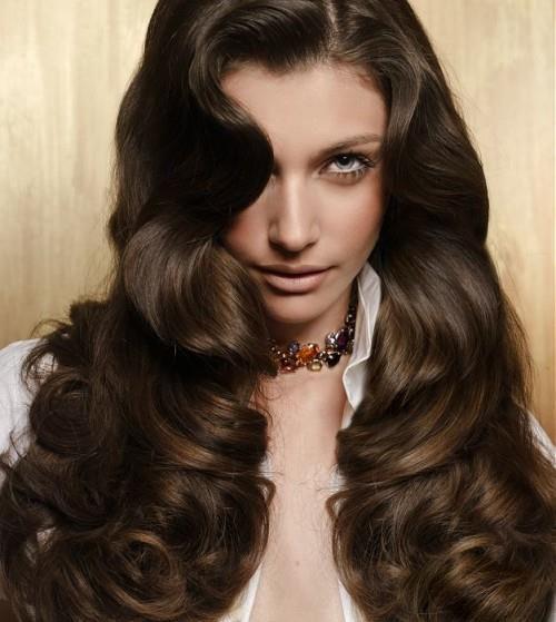 модный цвет волос зима