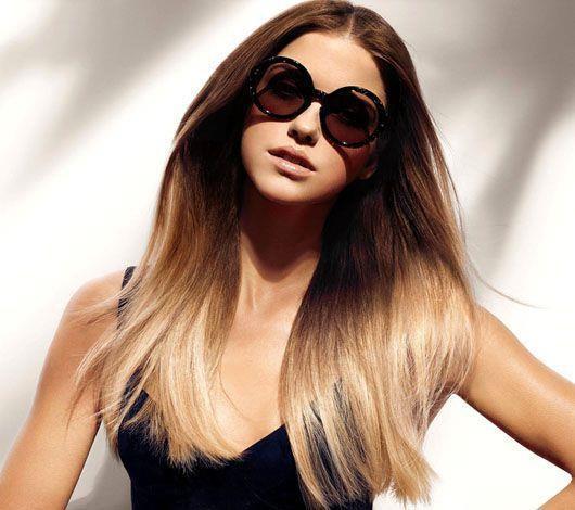модные оттенки русого цвета волос фото