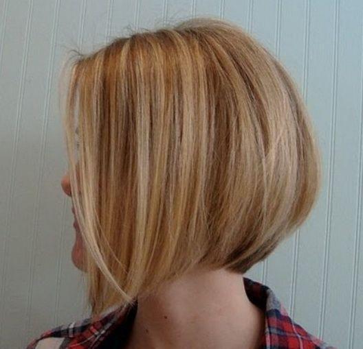 стрижка боб на светлых волосах фото