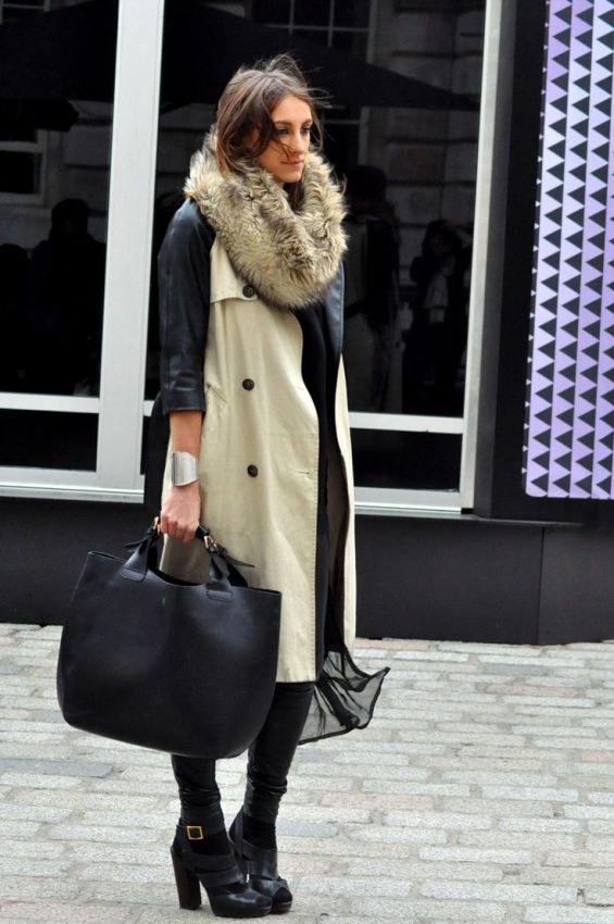 модные шарфы на зиму 2016