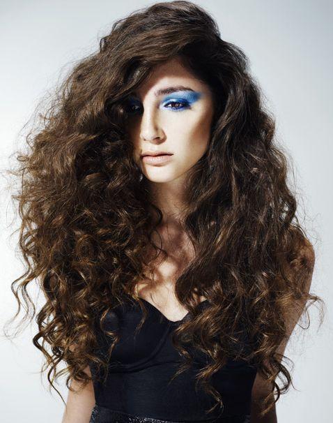 стрижки на длинные волнистые волосы