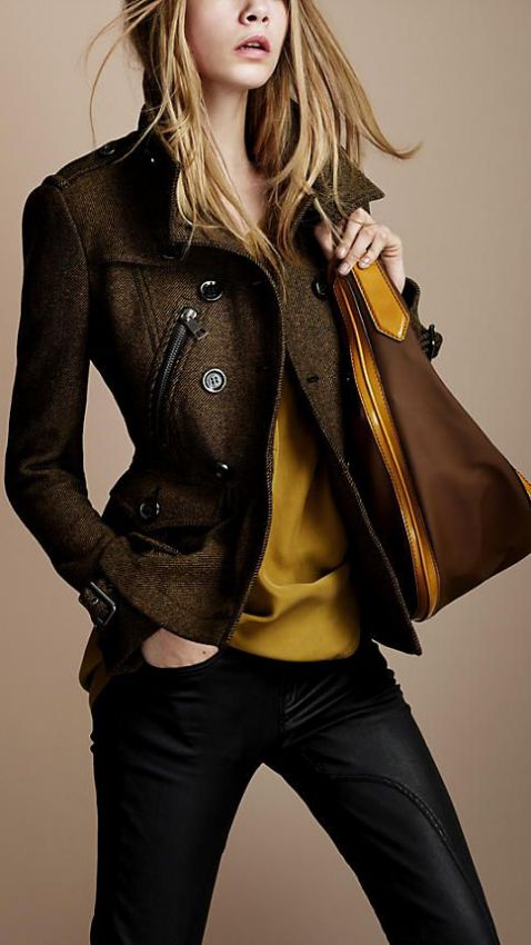 модное женское пальто весна-осень 2018