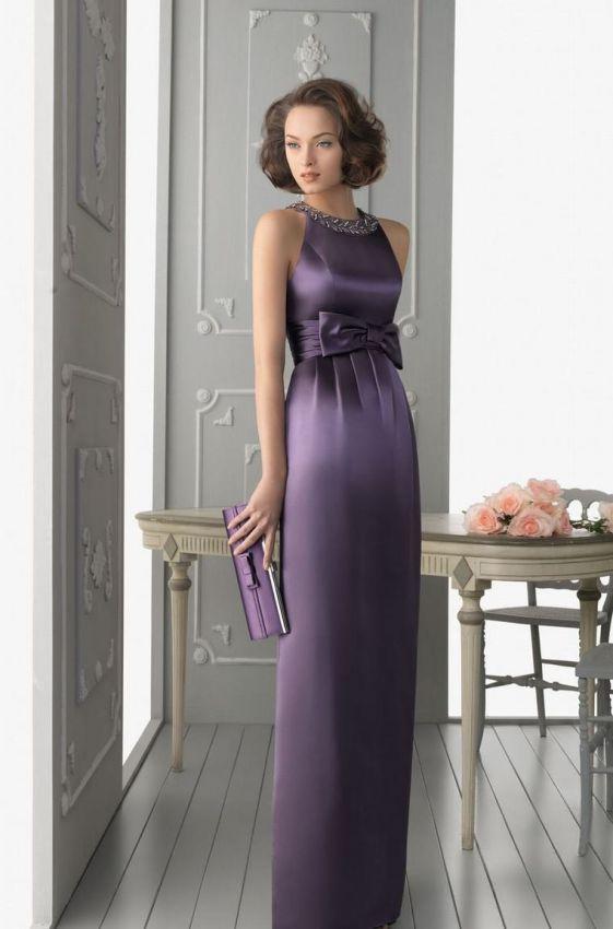 вечернее платье футляр на бретелях