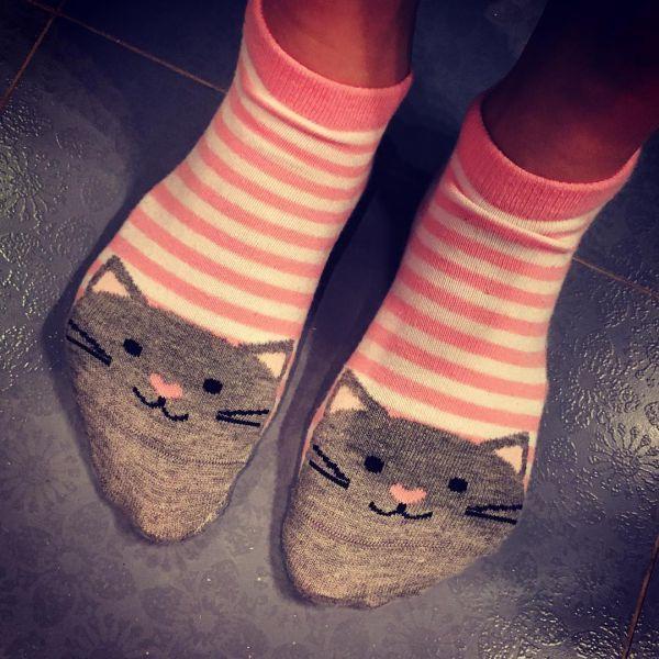 прикольные женские носки