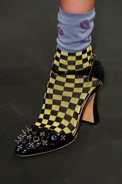 прикольные женские носочки под туфли